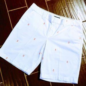 Tommy Hilfiger Anchor Bermuda Shorts